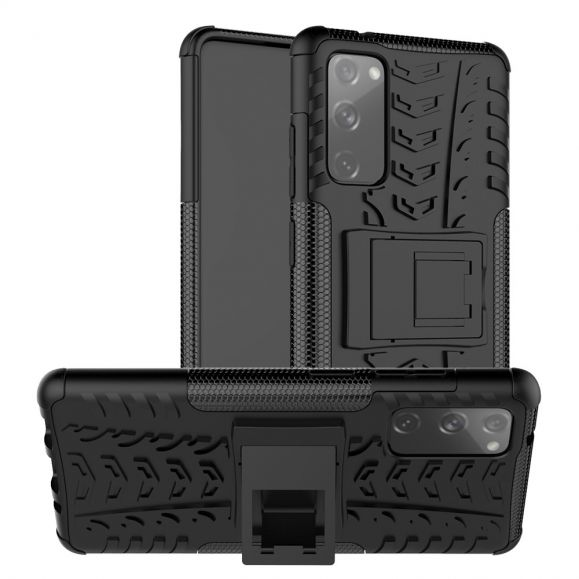 Coque Samsung Galaxy S20 FE antidérapante avec support intégré