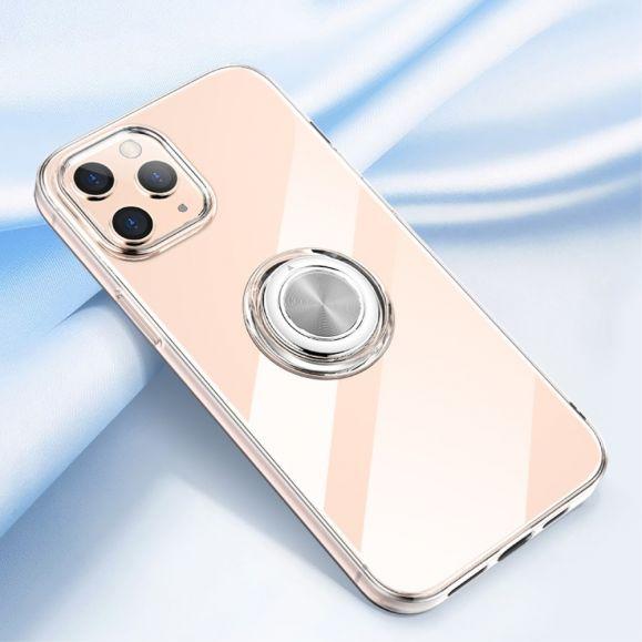 Coque iPhone 12 Pro Max avec anneau magnétique