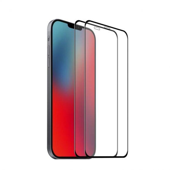 Pack de 2 films en verre trempé full size pour iPhone 12 mini