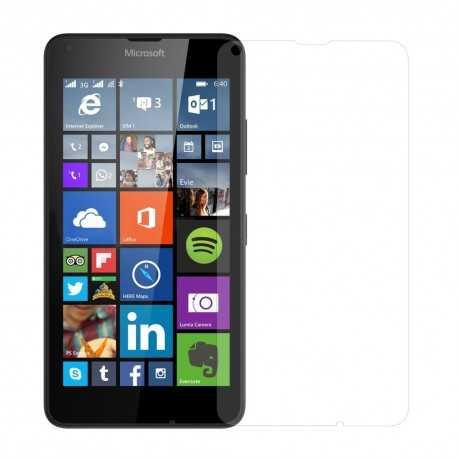 Protection en verre trempé pour Microsoft Lumia 640