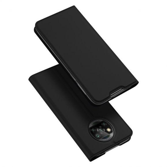 Housse Xiaomi Poco X3 NFC Business Effet Satiné