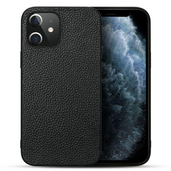 Coque iPhone 12 / 12 Pro Cuir Premium