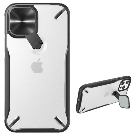 Coque iPhone 12 / 12 Pro Cyclope fonction support