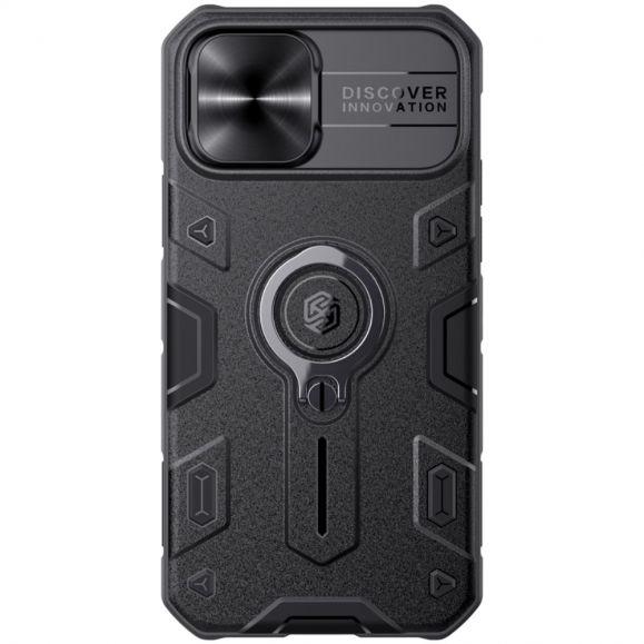 Coque iPhone 12 Pro / 12 Armor Case avec cache objectif