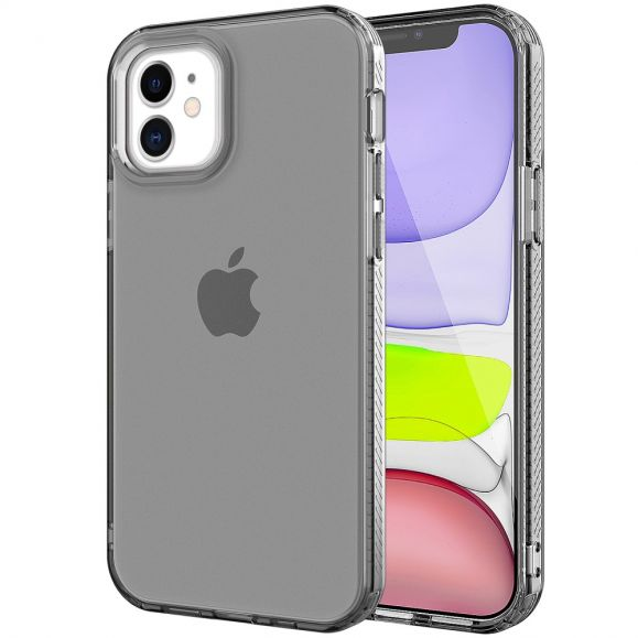 Coque iPhone 12 Pro / 12 semi transparent