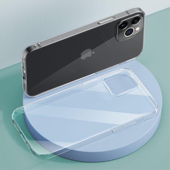 Coque transparente pour iPhone 12 Pro / 12