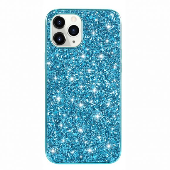 Coque iPhone 12 Pro / 12 paillettes glamour