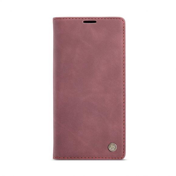 Housse iPhone 12 Pro / 12 Golias imitation cuir