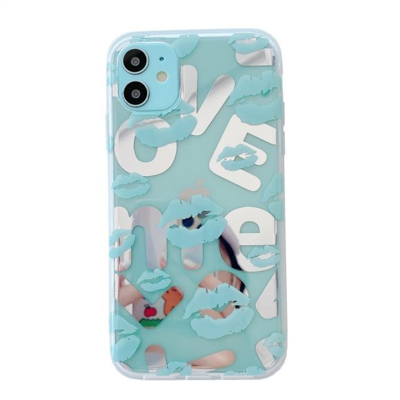 Coque iPhone 12 Pro / 12 Lips Series
