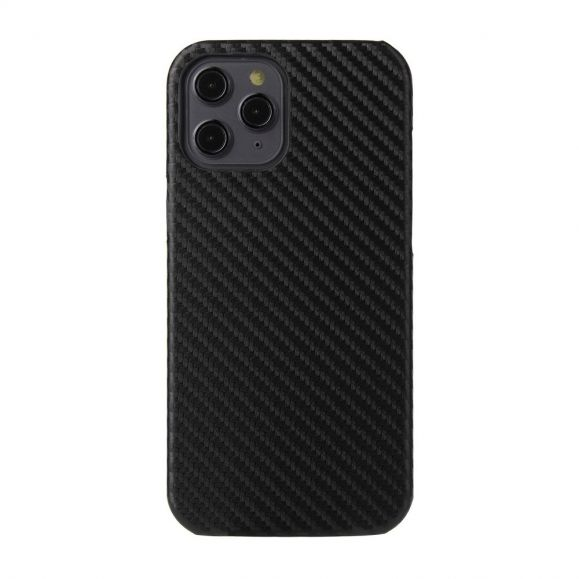 Coque iPhone 12 / 12 Pro Karbon Style
