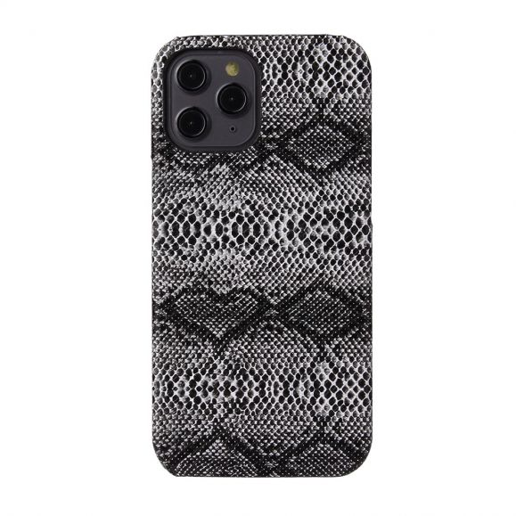 Coque iPhone 12 / 12 Pro Steel Snake