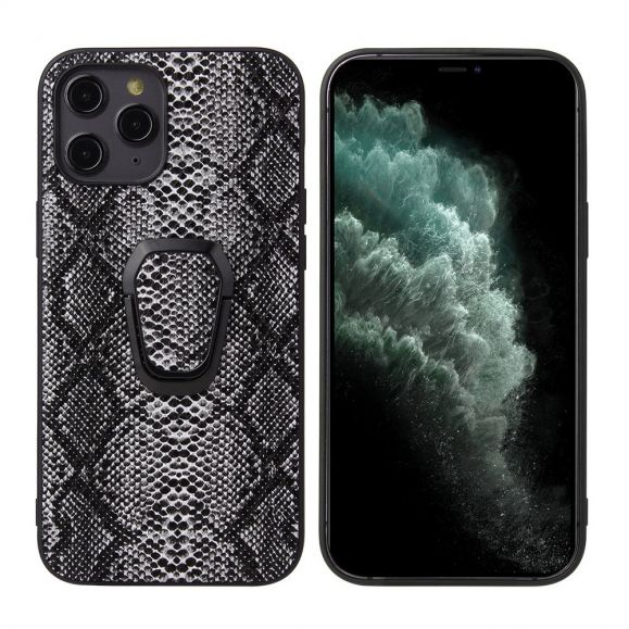 Coque iPhone 12 Pro Max Ring Steel Snake