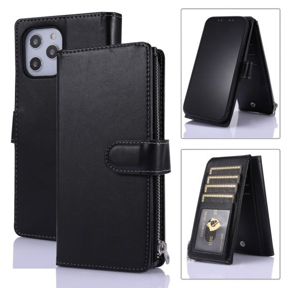 Housse iPhone 12 / 12 Pro Premium Folio Cover