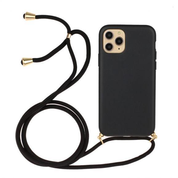 Coque iPhone 12 Pro / 12 avec cordon bandoulière