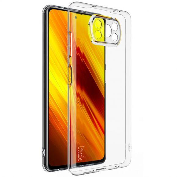 Coque Xiaomi Poco X3 NFC Transparente en Silicone