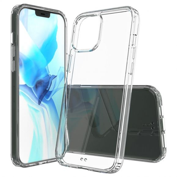 Protection Coque iPhone 12 Pro / 12 Transparente