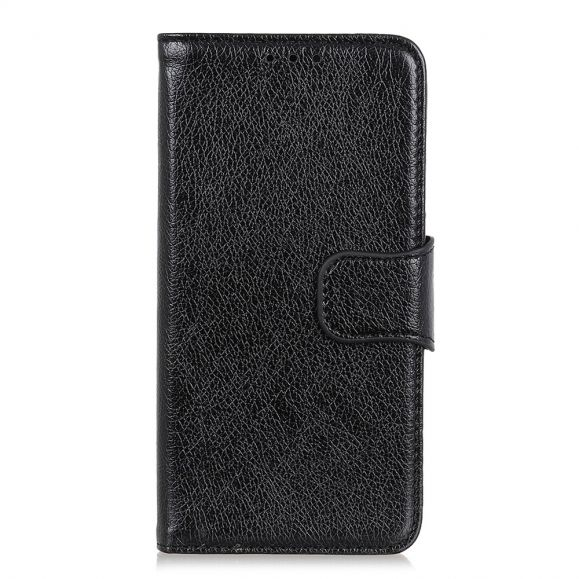 Housse OnePlus 8T Style Cuir Vieilli