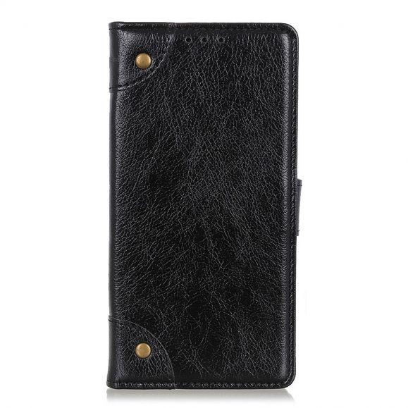 Housse OnePlus 8T Nappa Vintage
