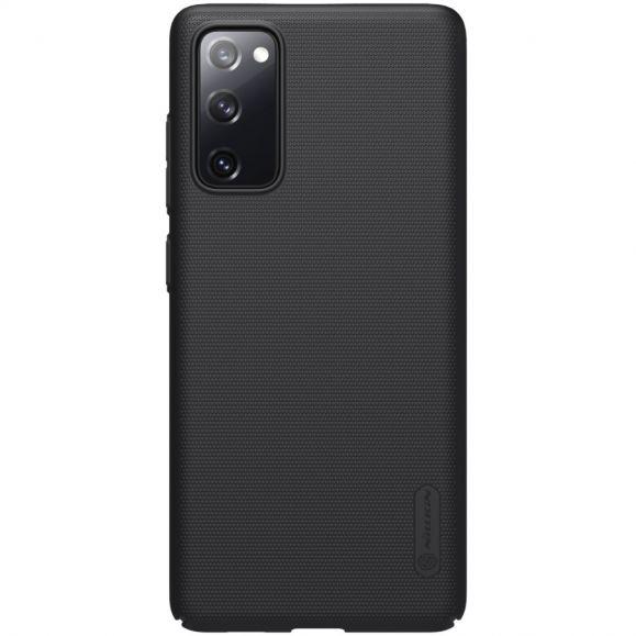 Coque Samsung Galaxy S20 FE Nillkin Rigide Givré