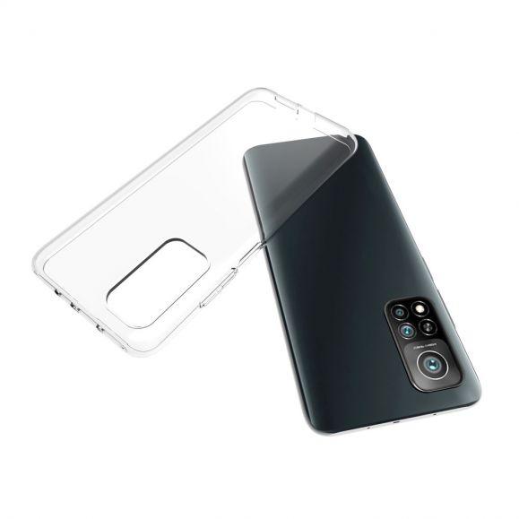 Coque Xiaomi Mi 10T Pro / Mi 10T Transparente en Silicone