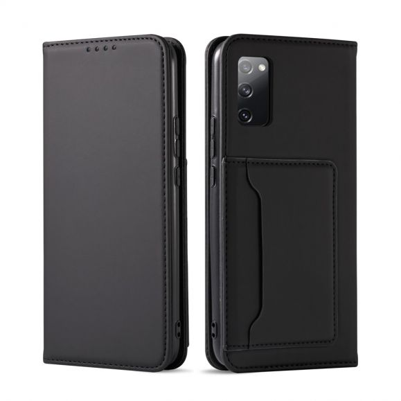 Etui folio soft touch pour Samsung Galaxy S20 FE