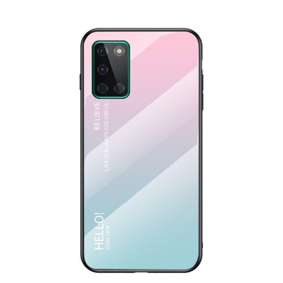 Coque OnePlus 8T dégradé de couleurs