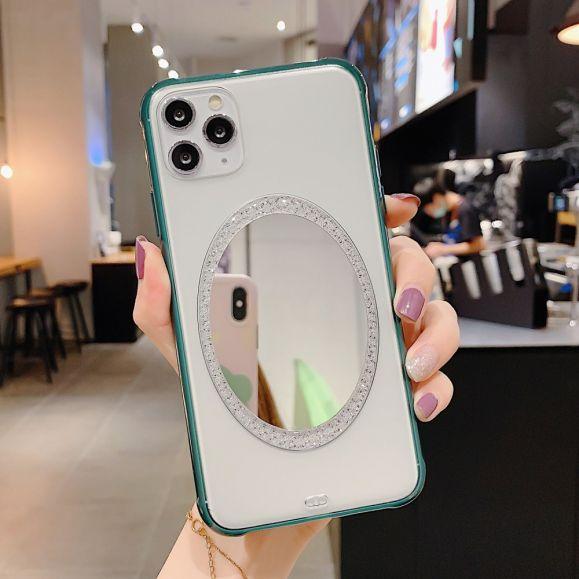 Coque iPhone 11 Pro Max Miroir Maquillage
