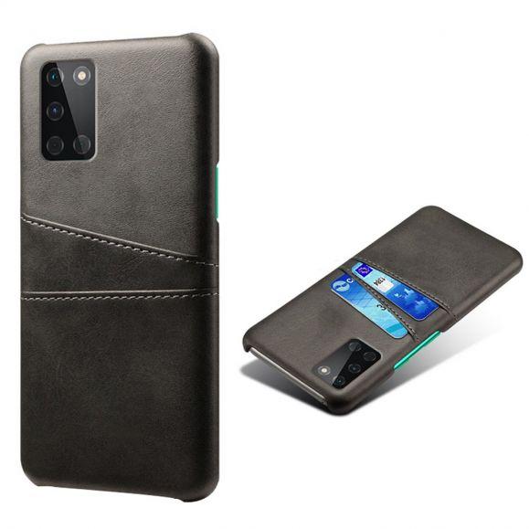 Coque OnePlus 8T Mélodie Effet Cuir Porte Cartes