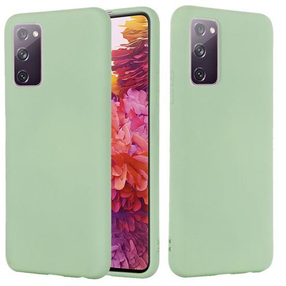 Coque Samsung Galaxy S20 FE Puro silicone liquide
