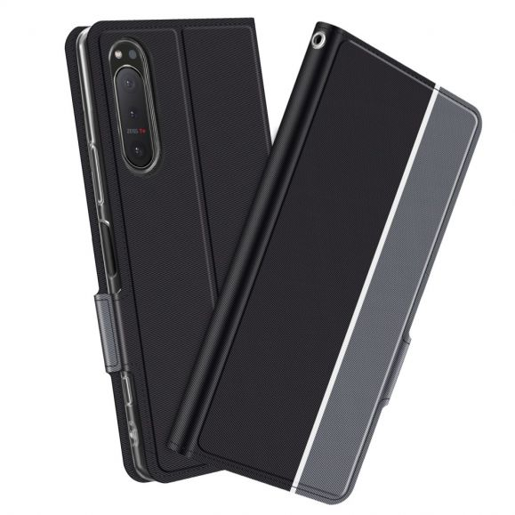Housse Sony Xperia 5 II Victoria style cuir
