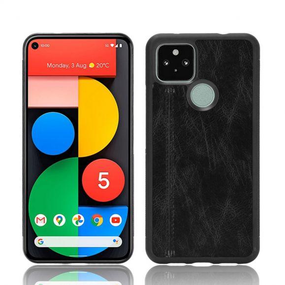 Coque Google Pixel 4a 5G Effet Cuir