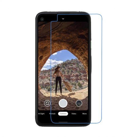 Films protecteurs d'écran pour Google Pixel 4a 5G (5 pièces)