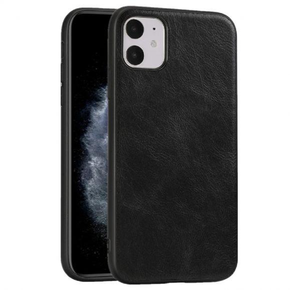 Coque iPhone 11 Pro Milena effet cuir