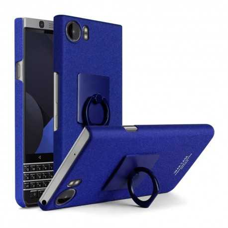 Coque BlackBerry KEYone Mate Ring - Bleu