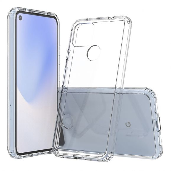 Protection Coque Google Pixel 4a 5G Transparente
