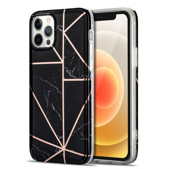 Coque iPhone 12 mini Fantasia Marble