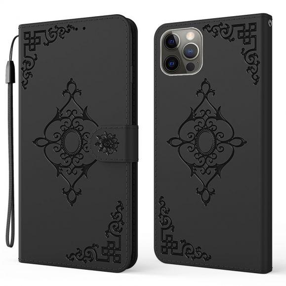 Housse iPhone 12 Pro Max Léna Baroque