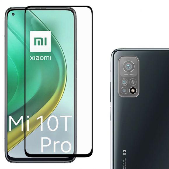 Pack films protecteurs écran + lentille en verre trempé pour Xiaomi Mi 10T Pro