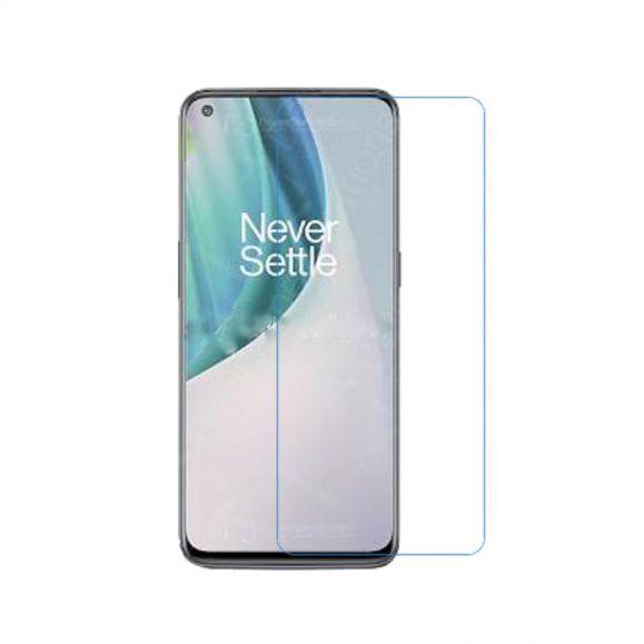 Protections d'écran verre trempé pour OnePlus Nord N10 (3 pièces)