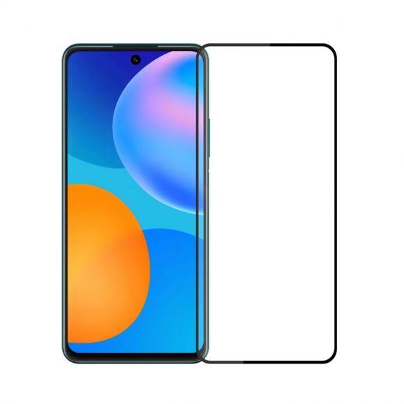 Protection d'écran Huawei P Smart 2021 en verre trempé full size