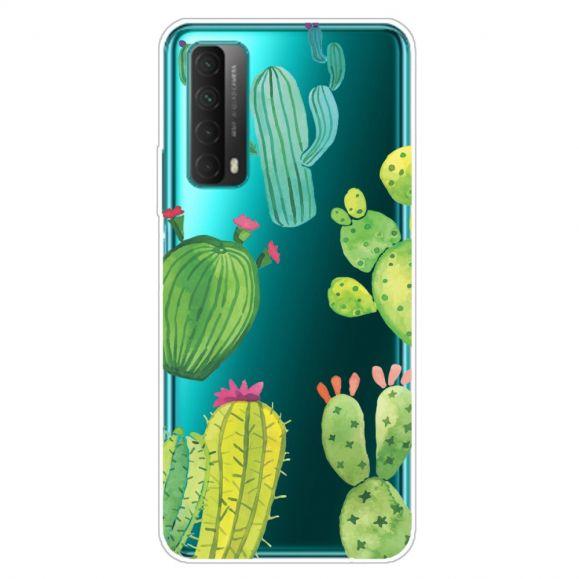 Coque Huawei P Smart 2021 Cactus