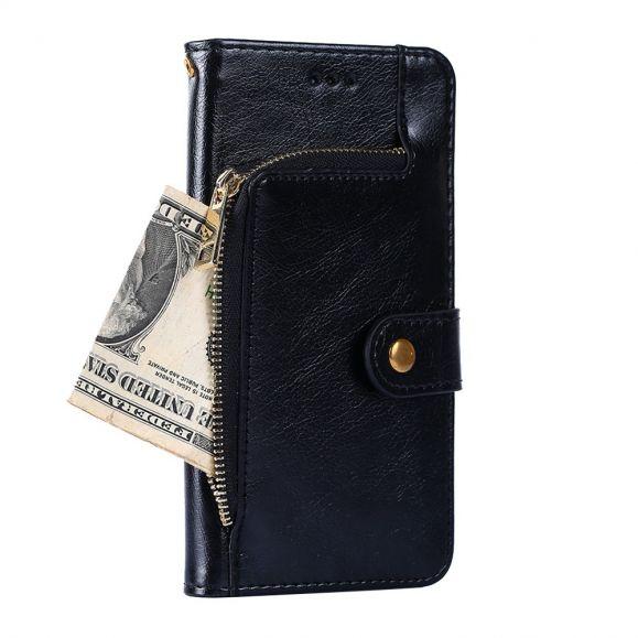 Housse OnePlus Nord N100 Porte-monnaie simili cuir