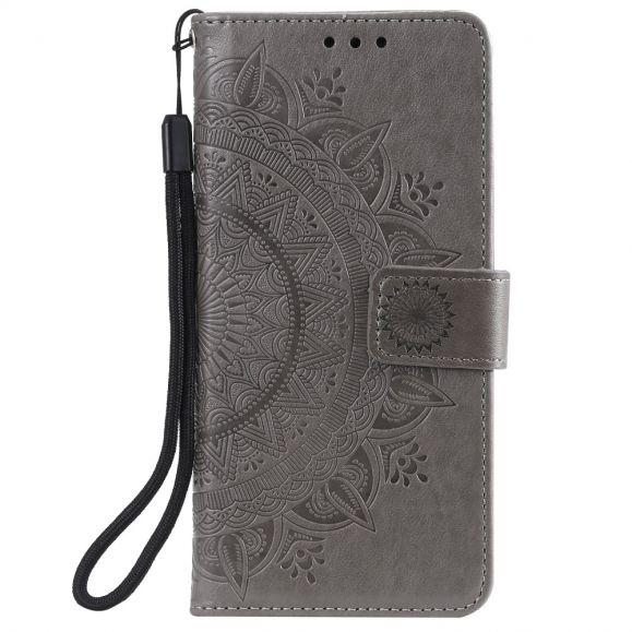Housse Samsung Galaxy A42 5G Mandala Relief