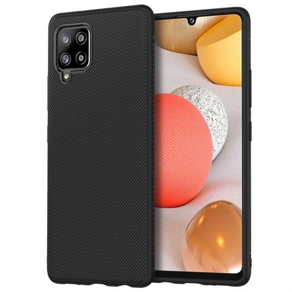 Coque Samsung Galaxy A42 5G Effet Strié