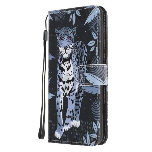 Housse Xiaomi Mi 10T / Mi 10T Pro Jungle Leopard