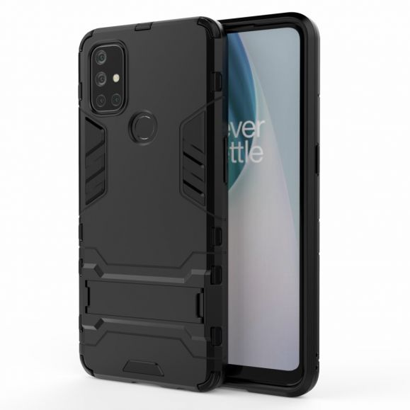 Coque OnePlus Nord N10 5G Cool Guard avec support intégré