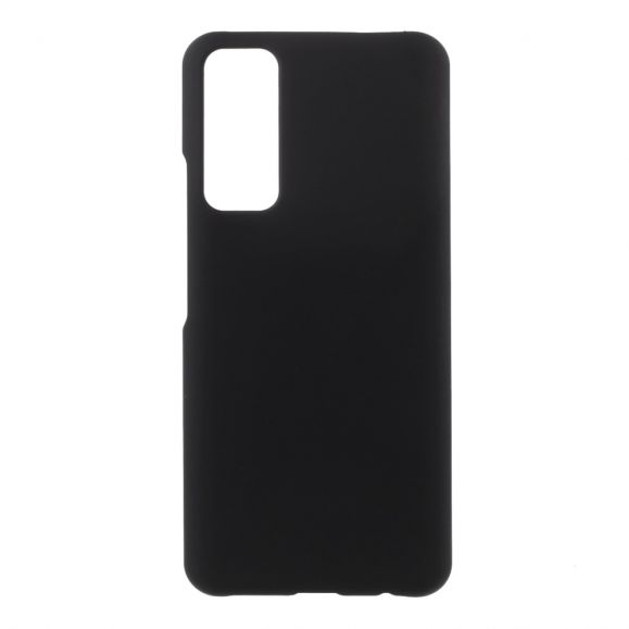Coque Huawei P Smart 2021 mat rubberised
