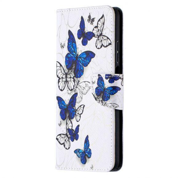 Housse Xiaomi Mi 10T Lite Multiples Papillons