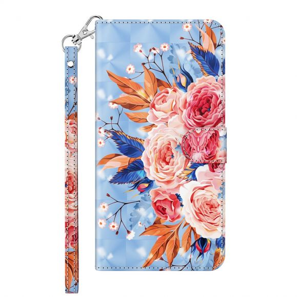 Housse Samsung Galaxy A42 5G Blooming Flowers