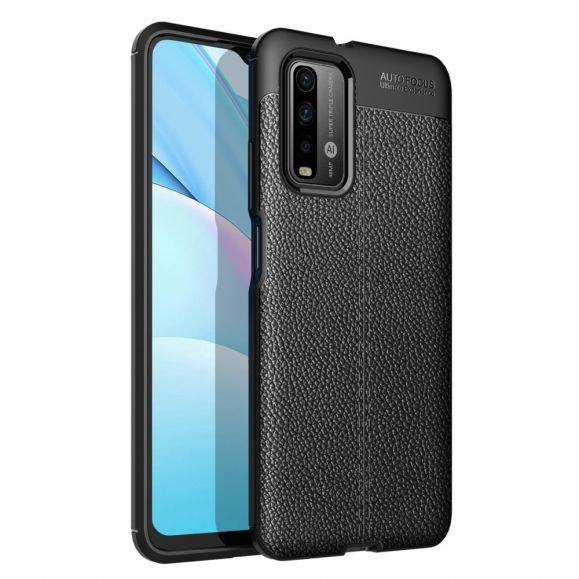 Coque Xiaomi Poco M3 Flexible Finition Grainé